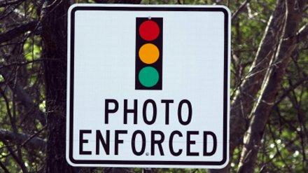 red light camera tickets
