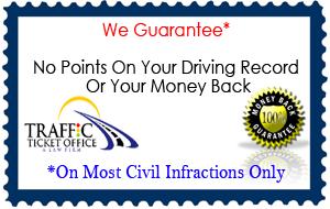 Traffic ticket amnesty day