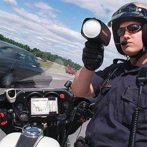 Photo Traffic Ticket Miami