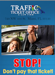 Miami traffic ticket attorney