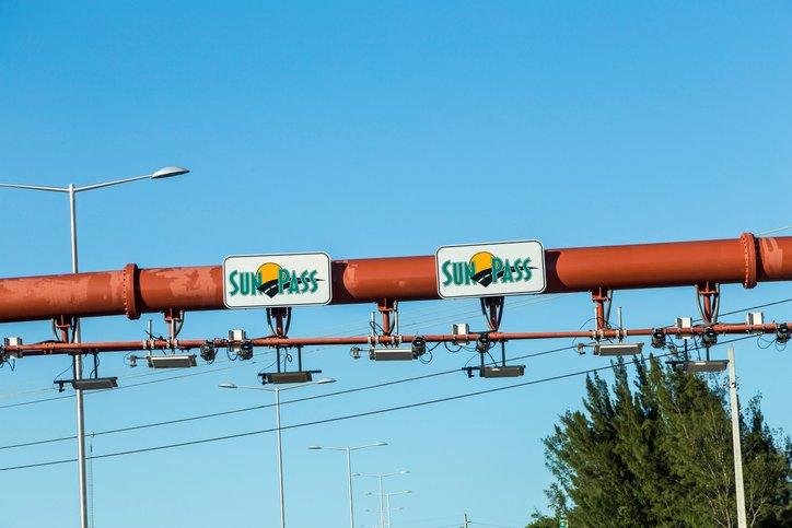 Miami toll violation