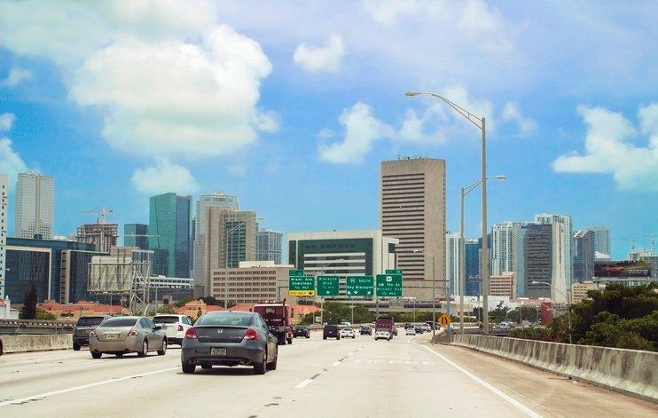 Miami traffic violations