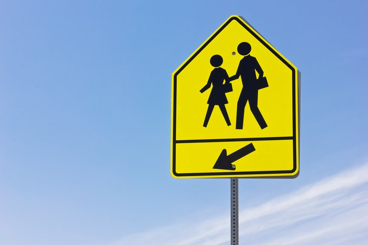 Back to School Traffic Issues