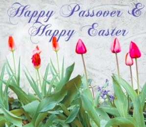 Passover and Easter