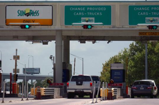 Miami toll violations