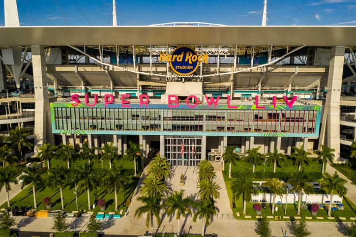 Super Bowl in Miami