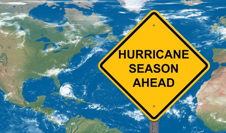 Hurricane Season Kicks Off
