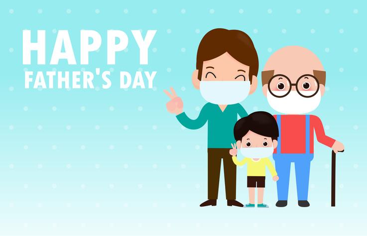 Coronavirus Father's Day