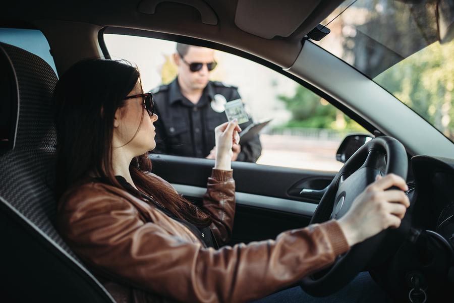 Traffic offender